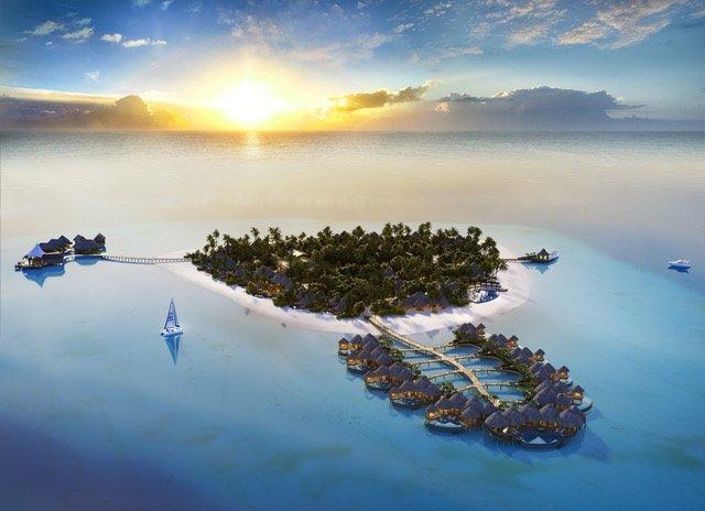 spa design maldives
